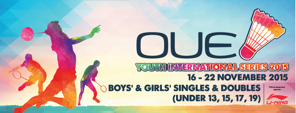 OUE Youth International Series 2015