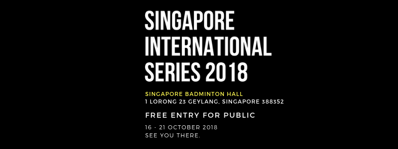 International Series 2018
